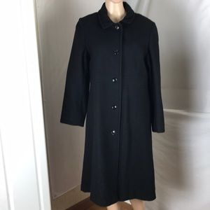 Talbot Kids 100% Wool Coat Size 20 Fully Lined